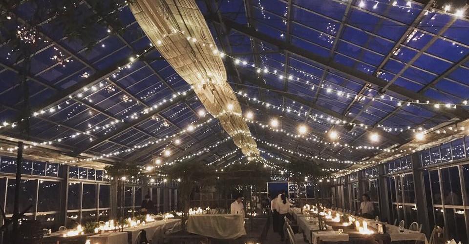 ハーブガーデンプティールでの結婚式